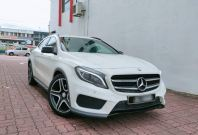 2016 Mercedes Benz GLA250 New Facelift 2.0