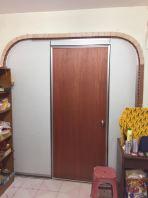 partition gypsum board vinyl + plywood door @jalan berlian 14,tmn berlian sungai jelok, Kajang