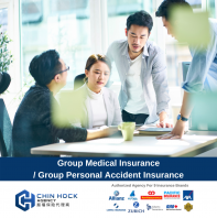 Group Personal Accident & Group Medical Insurance