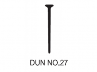 Dun No. 27 Dunlop With Strip