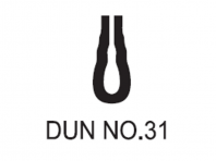 No.31 Dunlop W/Strip