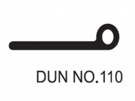 No.110 Dunlop W/Strip