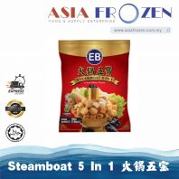 EB Steamboat 5 In 1 ����屦