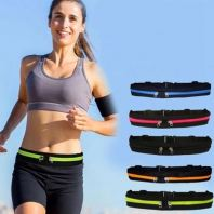 Waist Running Bag Outside Sport Mobile Phone Waterproof Mobile Phone Belt Jogging Waist Pack Carryin