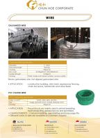 Galvanized Wire & PVC Wire