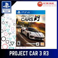Project Cars 3 | R3 English | PlayStation 4 Games | PS4 Games