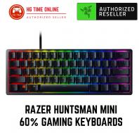 Razer Huntsman Mini 60% Gaming Keyboards - Clicky