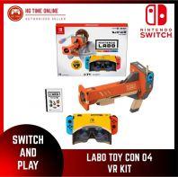 NSW Nintendo Switch LABO TOY CON 04 VR KIT