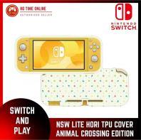Nintendo Switch Lite HORI TPU COVER - ANIMAL CROSSING EDITION