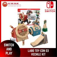 Nintendo Switch LABO TOY CON 03 VECHILE KIT