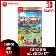NSW Nintendo Switch Overcooked All You Can Eat