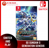 NSW Nintendo Switch SD Gundam G Generation Genesis for Nintendo Switch