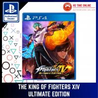 PS4 The King of Fighters XIV Ultimate Edition R3 - ENG Subtitle | The King of Fighters 14 Ultimate