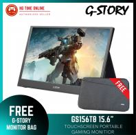 "G-Story GS156TB 15.6"" Ultra-Thin Touchscreen Portable Monitor with Bag 