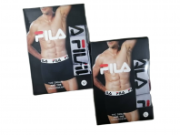[ Malaysia Stock ] FILA Cotton mens underwear men BOXERS boxer