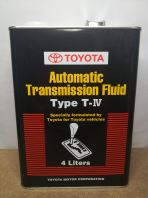 Toyota TYRE-IV Automatic Oil 4L