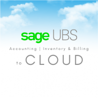 Sage UBS to Cloud