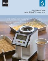Grain Moisture Tester PM-450
