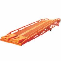 Movable Hydraulic Dock Ramp - DCQH Series