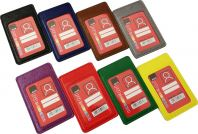 ID card holder ( FOC safety lanyard )