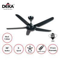 DEKA Ceiling Fan 5 Blades