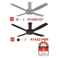 Ceiling fan 4 Blades (Black and White)