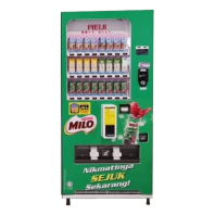 Tetra Drink Vending Machine