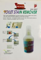TOILET STAIN REMOVER