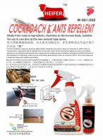 HEIFER COCKROACH & ANTS REPELLENT 450ML