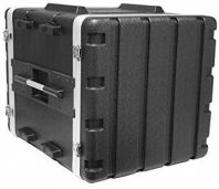 ABS Microphone Flight Case - 12US (17 inch depth)