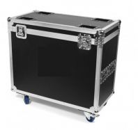 Flightcase For Two Units HotBeam280 Moving Head