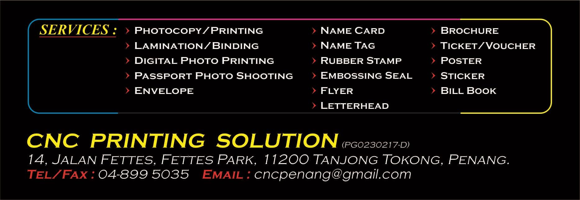 CNC Printing Solution
