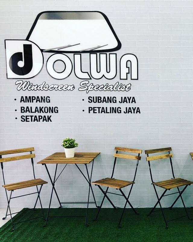 Dolwa Auto Glass Malaysia