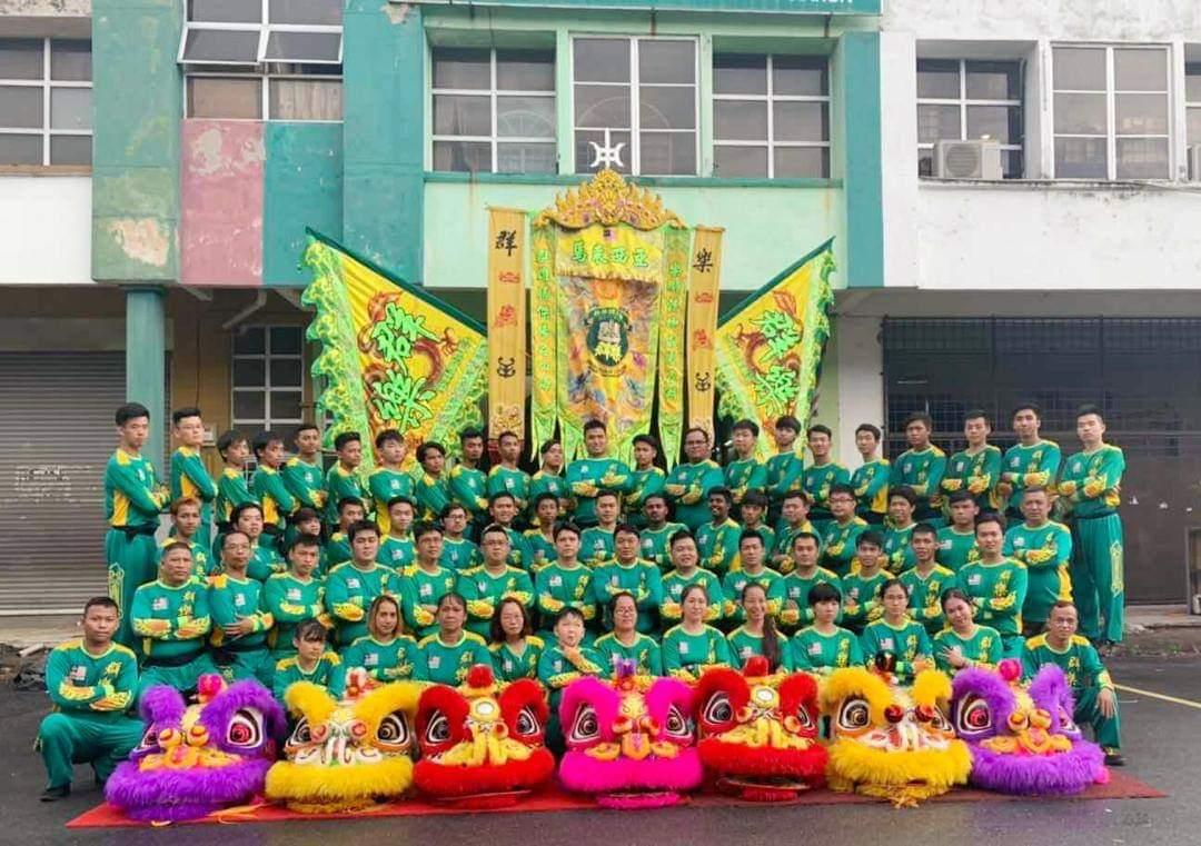 Khuan Loke Dragon & Lion Dance Association