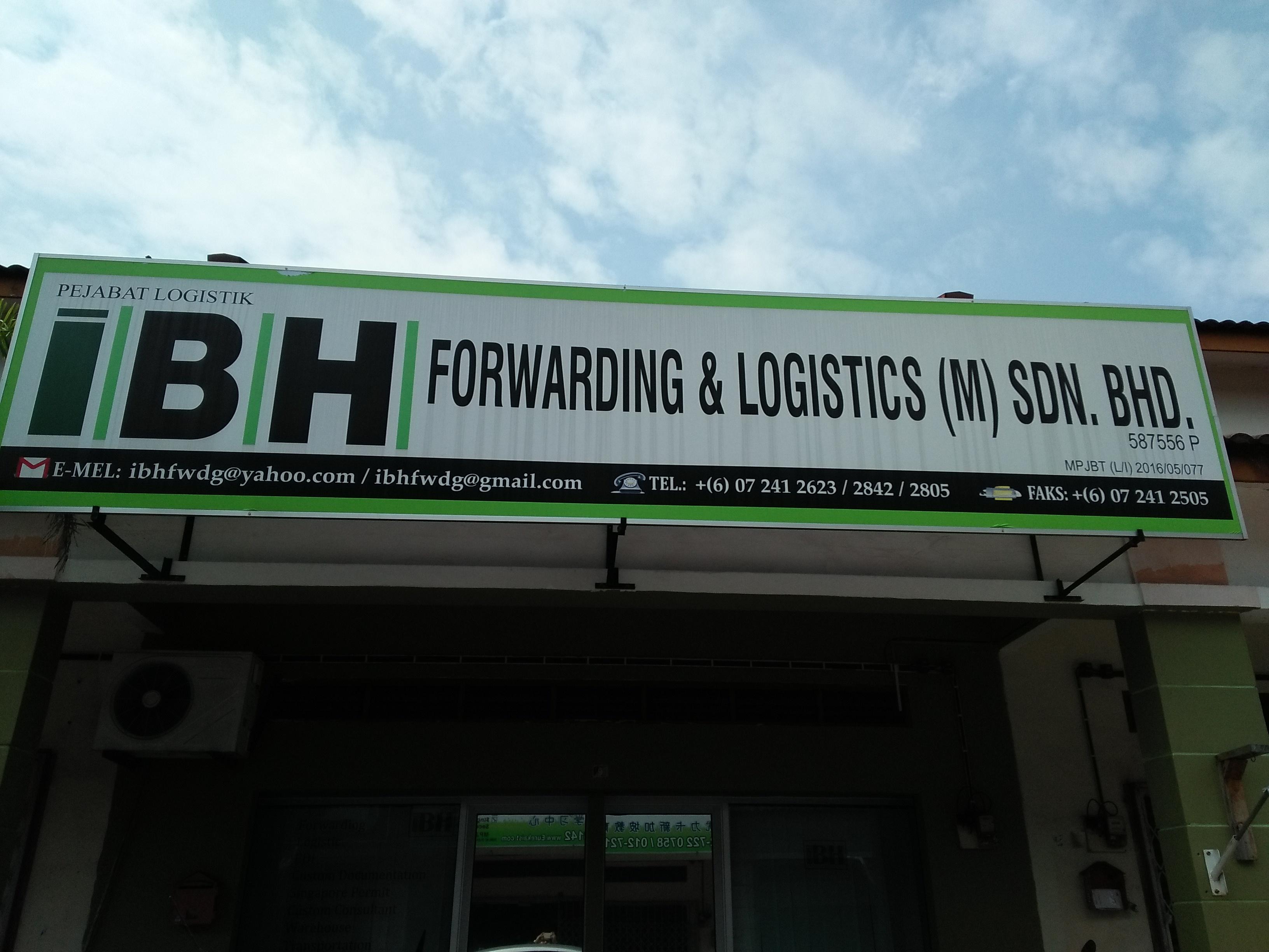 IBH Forwarding & Logistic (M) Sdn Bhd