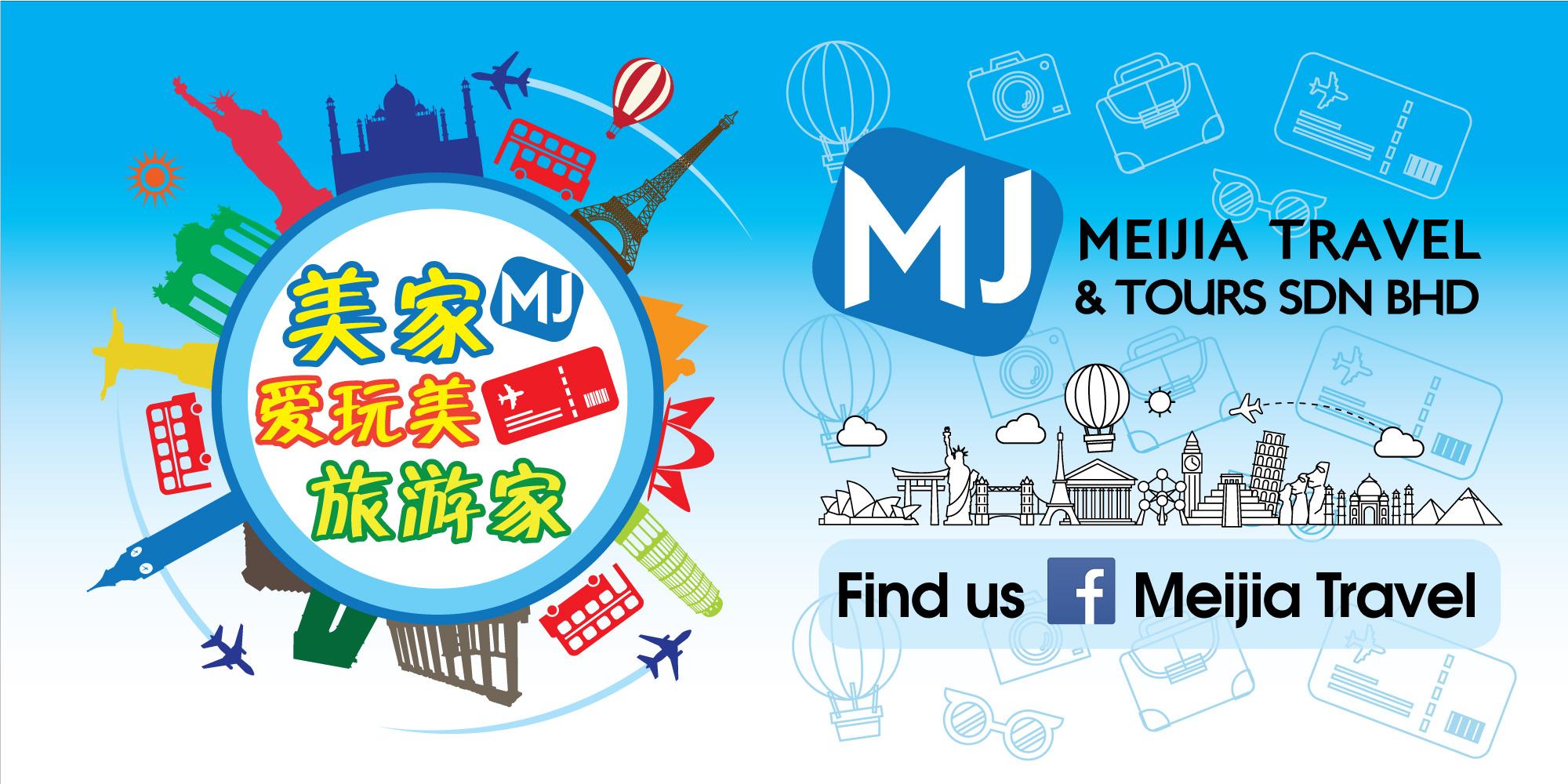 Meijia Travel & Tours Sdn. Bhd.