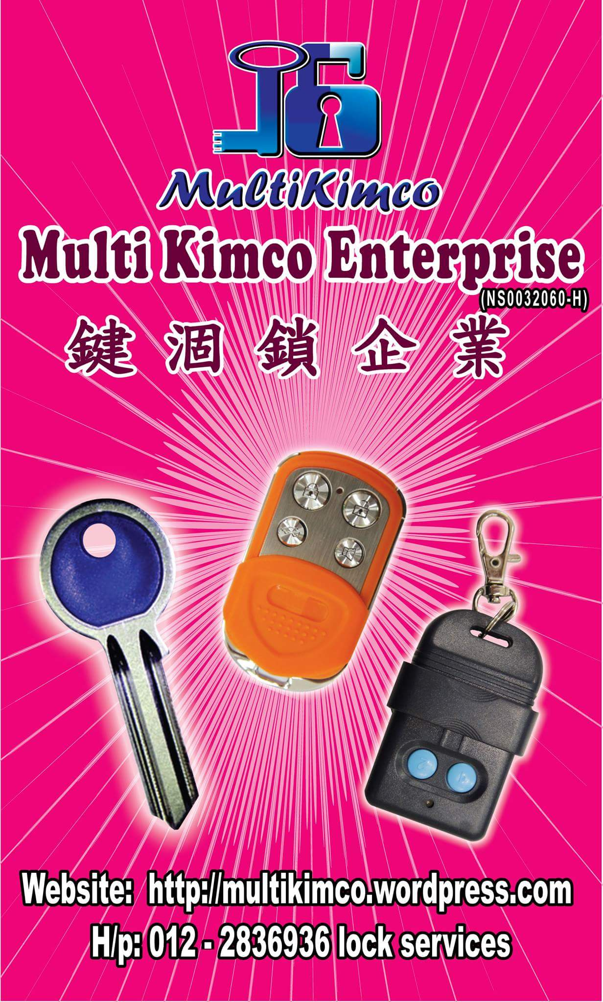 Multi Kimco Enterprise