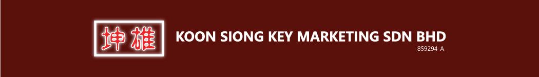 KOON SIONG KEY MARKETING SDN BHD
