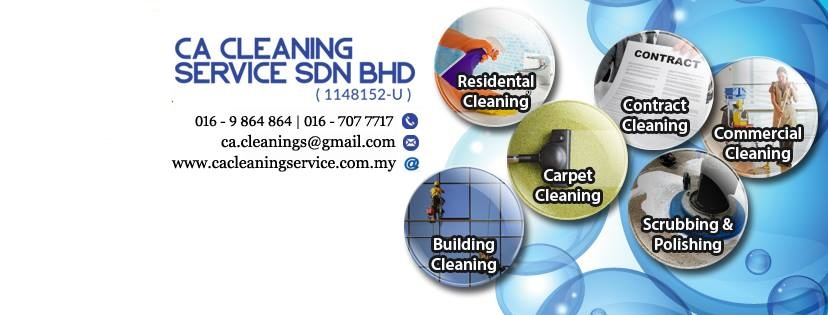 CA Cleaning Service Sdn. Bhd.