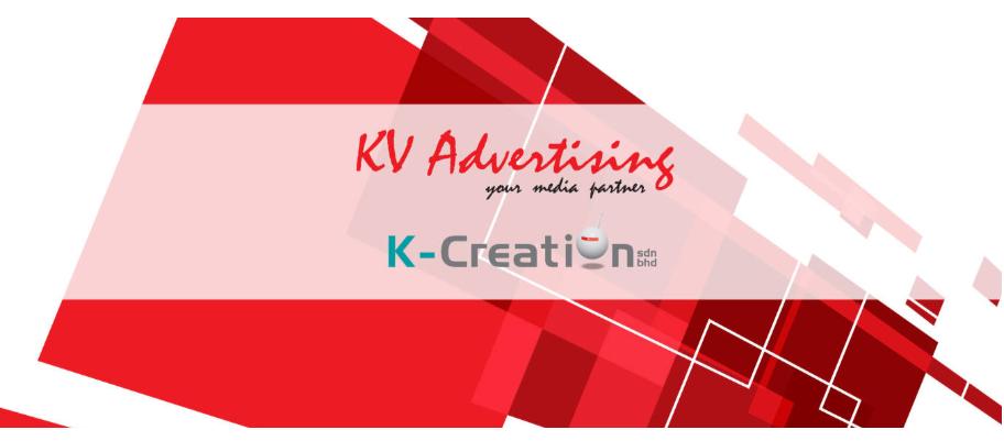 KV Advertising Sdn Bhd