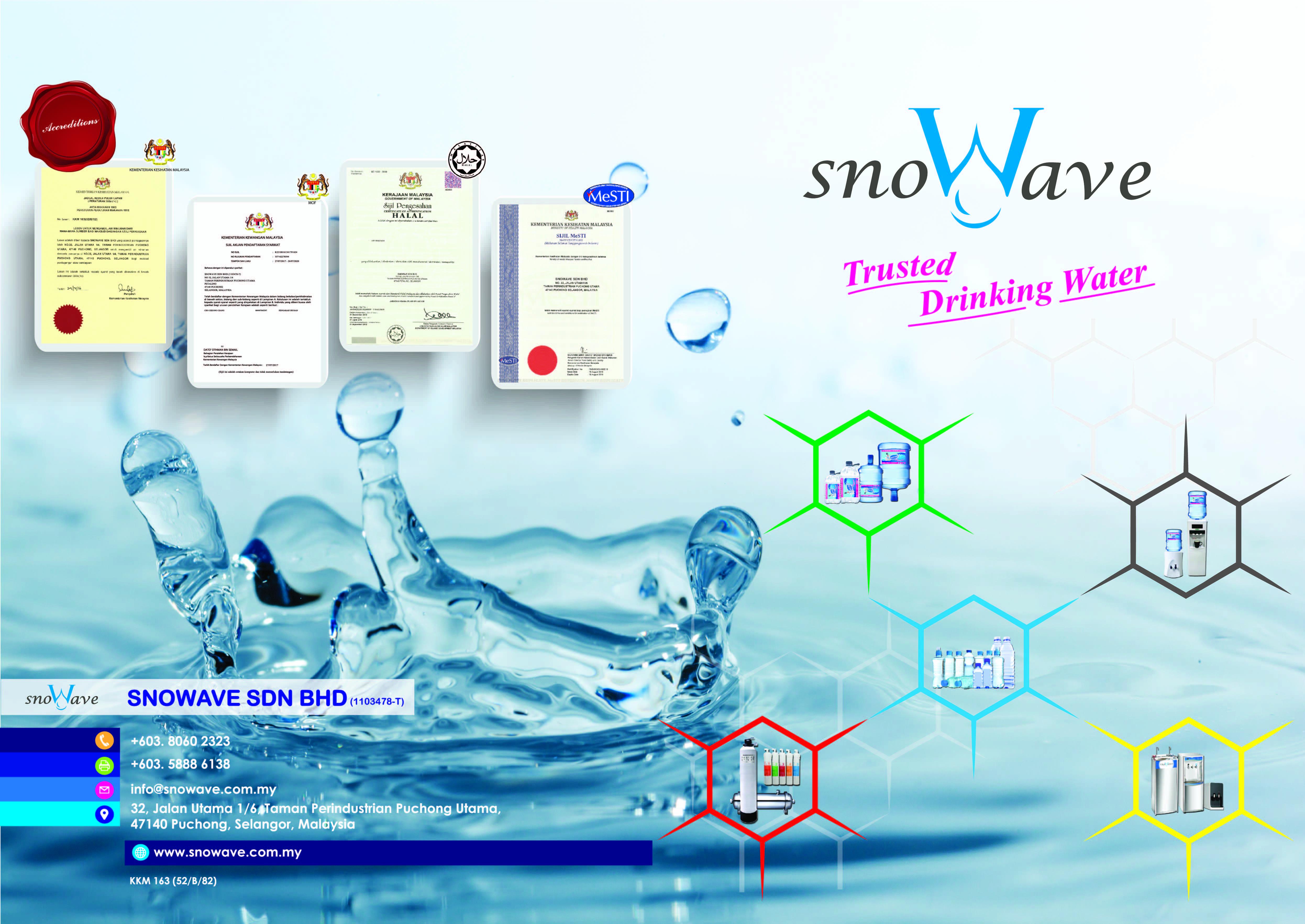 Snowave Sdn Bhd