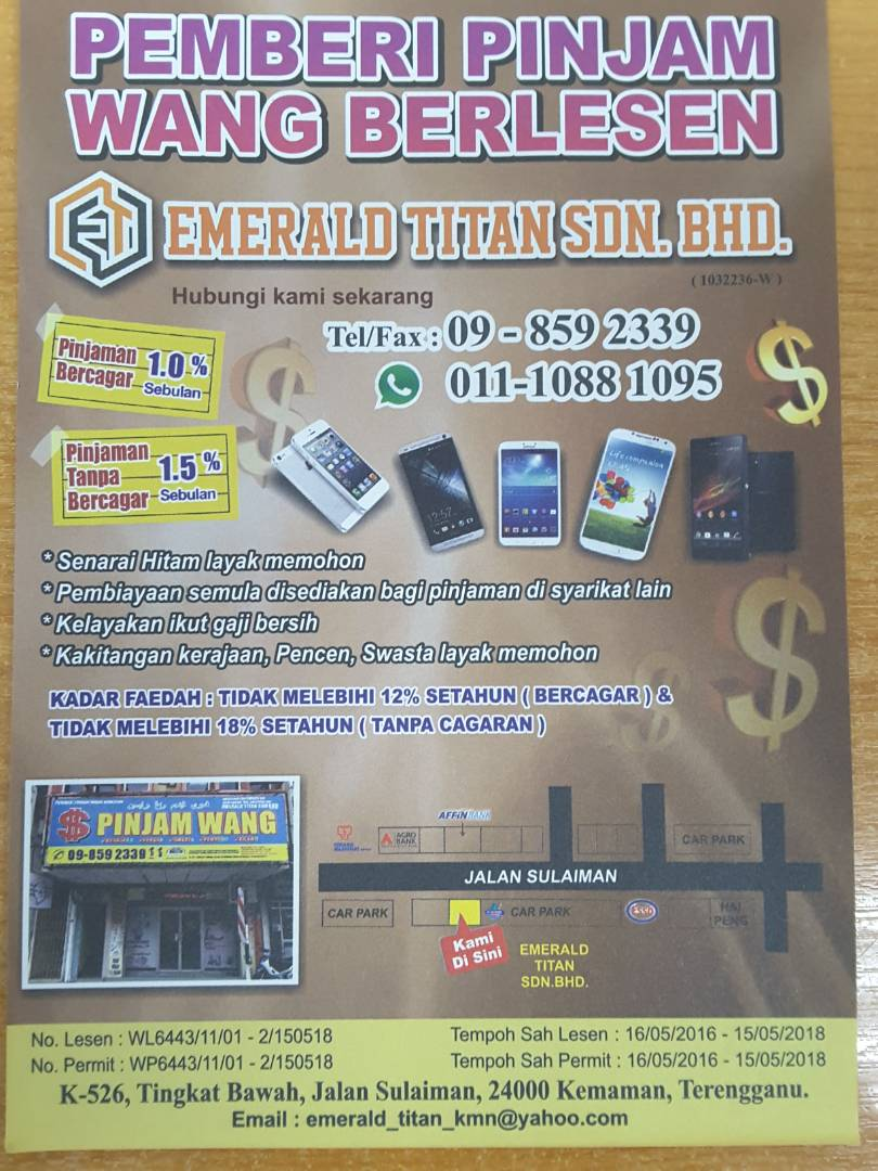 Emerald Titan Sdn Bhd