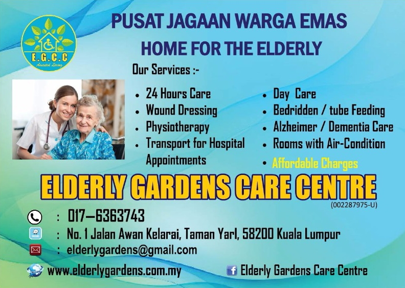 Elderly Gardens Care Centre