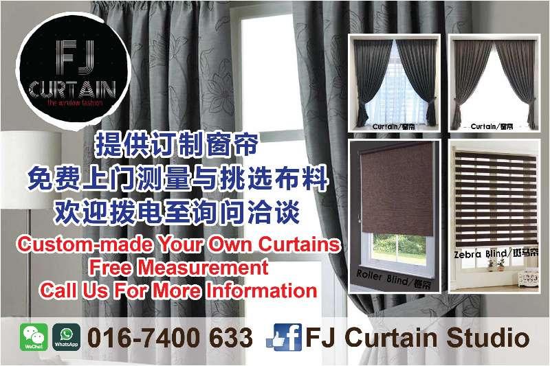 FJ Curtain Studio