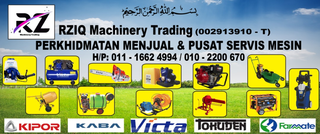 RZiQ Machinery Trading