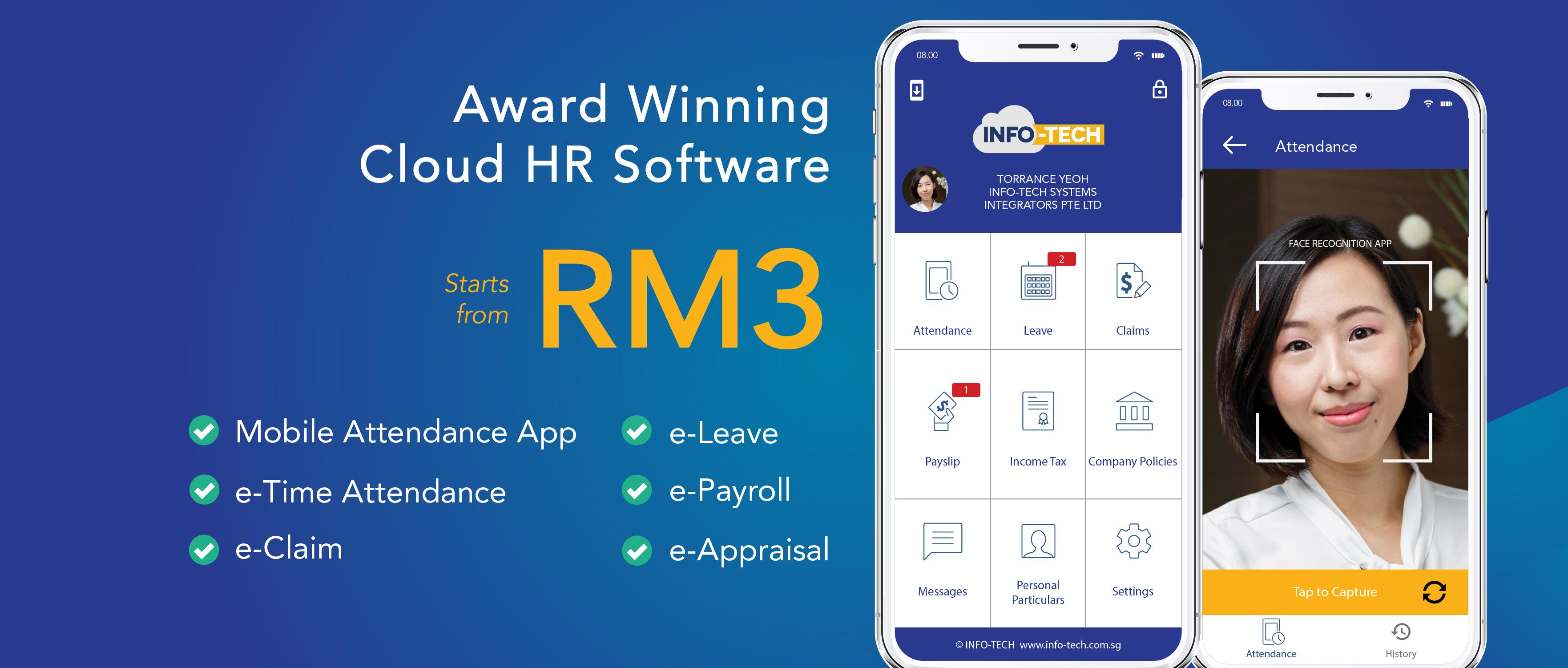 Info-Tech Systems Integrators Sdn Bhd