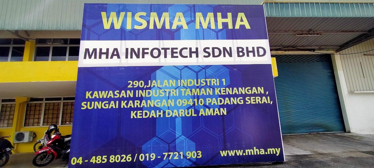 MHA INFOTECH SDN BHD