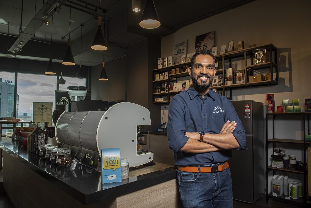Auresso Coffee Sdn Bhd