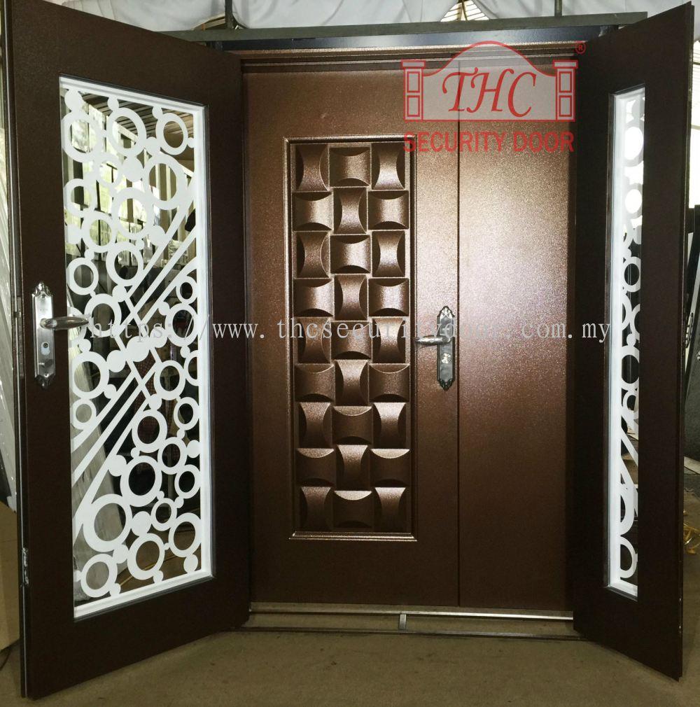 Johor thc security door origin doors photos daripada thc for Door design johor bahru