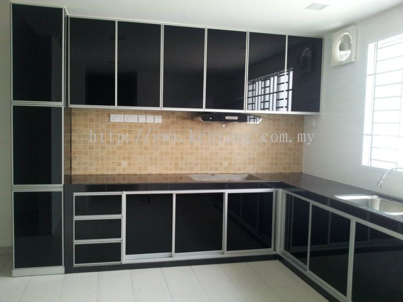 Johor Aluminium Kitchen Cabinet Kitchen From Ken Seng